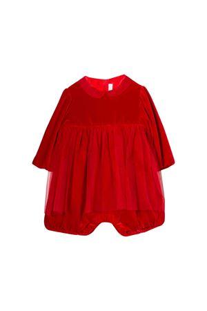 Red romper Il Gufo kids  IL GUFO | -1617276553 | PQ020V0013366