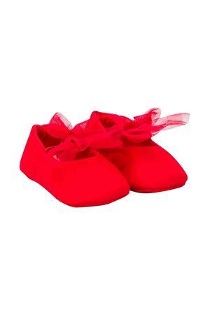 Ballerine rosse neonata Il Gufo kids IL GUFO | 12 | SS058H0018373
