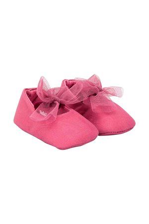 Newborn pink ballerinas Il Gufo kids  IL GUFO | 12 | SS058H0018681