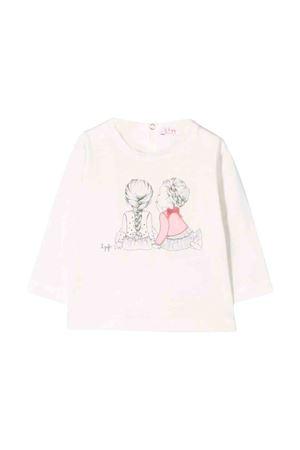 White T-shirt Il Gufo kids IL GUFO | 8 | TA189M00941031