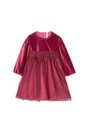Dark pink newborn dress Il Gufo kids in  IL GUFO | 11 | VL327V0013681