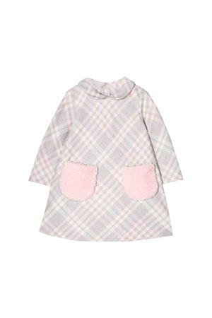Gray baby dress Il Gufo kids  IL GUFO | 11 | VL328W30393131
