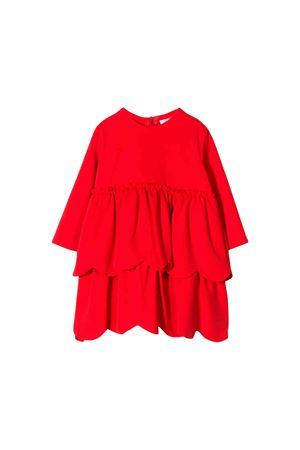 Newborn red dress Il gufo kids  IL GUFO | 11 | VL338M0041373