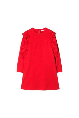 Il Gufo kids red dress  IL GUFO | 11 | VL344M0041373