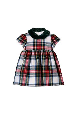 Tartan newborn dress Il Gufo kids IL GUFO | 11 | VM533W30411057
