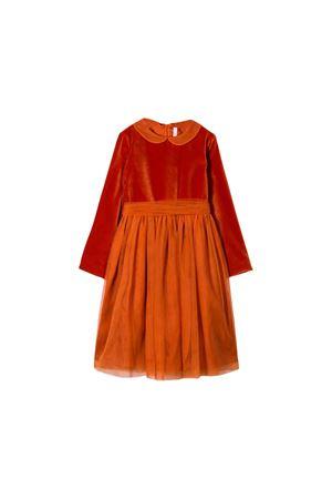 Dark orange girl dress Il Gufo kids IL GUFO | -675681197 | VM534N0062680