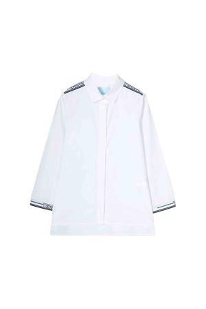 Lanvin kids white shirt  Lanvin   6   4L5520LD020100