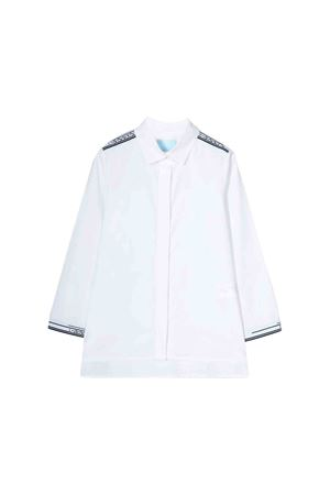 Lanvin white kids teen shirt  Lanvin   6   4L5520LD020100T