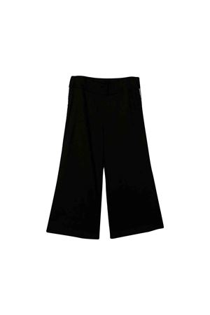 Black trousers Lanvin kids teen  Lanvin   9   4L6551LA300930T