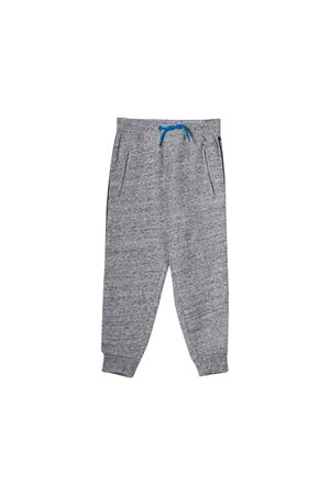 Melange gray jogging pants Little marc jacobs kids  Little marc jacobs kids | 9 | W24203A22