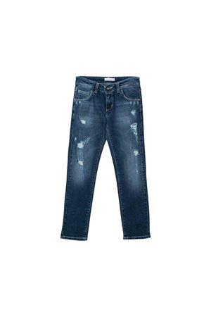 Jeans in denim scuro Miss Blumarine Miss Blumarine | 24 | MBL0915BLU