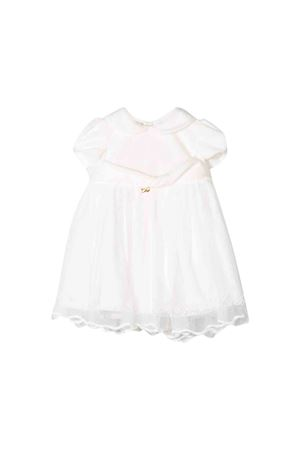 Miss Blumarine cream dress  Miss Blumarine | 11 | MBL1776PANNA
