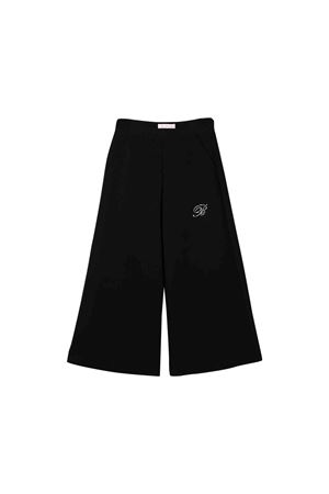 Pantaloni neri Miss Blumarine Miss Blumarine | 9 | MBL1816NERO