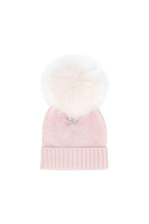 Miss Blumarine pink hat  Miss Blumarine   75988881   MBL2117ROSA