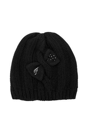 Miss Blumarine black hat  Miss Blumarine | 75988881 | MBL2128NERO