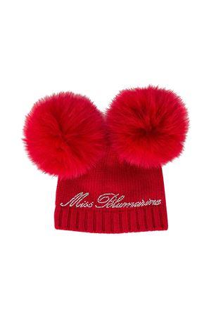 Miss Blumarine red hat  Miss Blumarine   75988881   MBL2188ROSSO