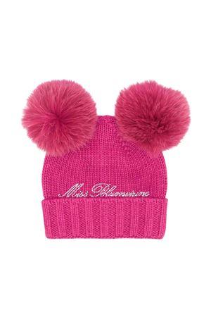 Cappello Miss Blumarine teen Miss Blumarine | 75988881 | MBL2196CICLAMINOT