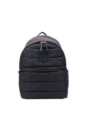 Black backpack Moncler kids Moncler Kids | 279895521 | 006130002S3T999