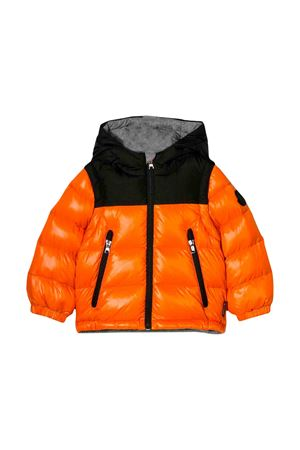 Orange baby down jacket Moncler kids  Moncler Kids | 13 | 413238568950335