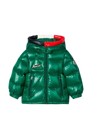 Moncler kids emerald green baby jacket  Moncler Kids | 13 | 413420068950841