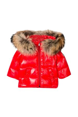 Moncler kids red down jacket  Moncler Kids | 13 | 419872568950455