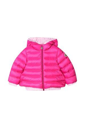 PIUMINO FUCSIA MIRMANDE NEONATA MONCLER KIDS Moncler Kids | 13 | 463188553048530