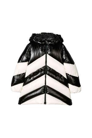 Moncler kids white and black down jacket  Moncler Kids | 13 | 493040568950999