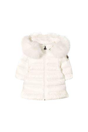 Piumino bianco neonata Moncler kids Moncler Kids | 13 | 493062553048034