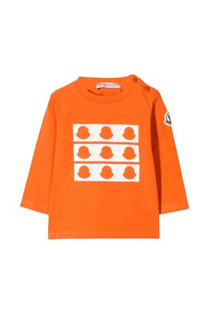 Orange moncler kids newborn sweater  Moncler Kids | 7 | 802745087275326
