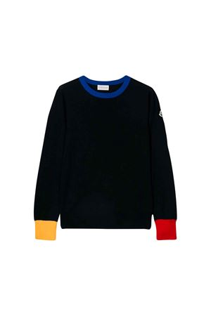 Moncler kids dark blue sweater  Moncler Kids | 7 | 9007705A9214778