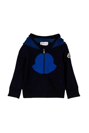Moncler kids newborn black cardigan  Moncler Kids | 7 | 9451005A9098778