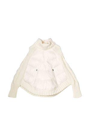 White Moncler cape Moncler Kids | 52 | 9950305A9152034