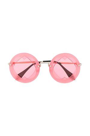Monnalisa kids pink sunglasses Monnalisa kids | 53 | 19401440980067