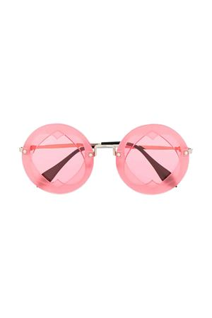 Occhiali da sole rosa bambina Monnalisa kids Monnalisa kids   53   19401440980067