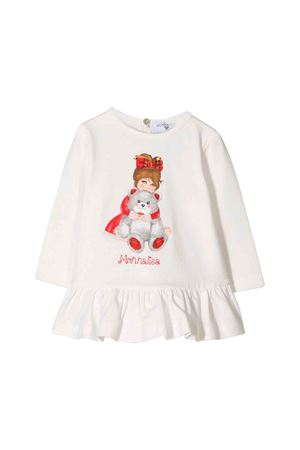 Monnalisa kids newborn cream sweater  Monnalisa kids | 8 | 314627PZ42010001