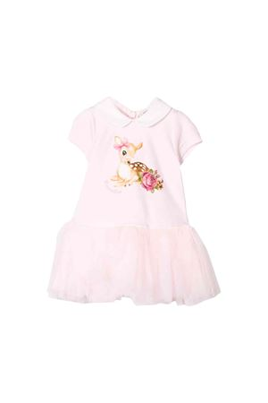 Monnalisa kids pink newborn dress  Monnalisa kids | 11 | 314902SI42070091