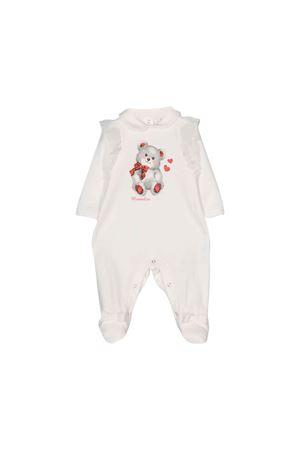 BABY CREAM SUIT MONNALISA KIDS  Monnalisa kids | 1491434083 | 354210P140030001