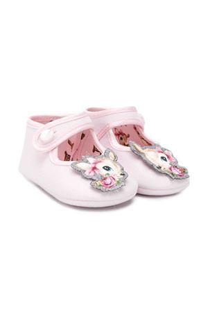 PINK BABY SHOES MONNALISA KIDS  Monnalisa kids | 12 | 39400242020091
