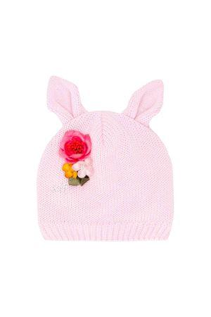Monnalisa kids newborn pink cap  Monnalisa kids | 75988881 | 39400340660091