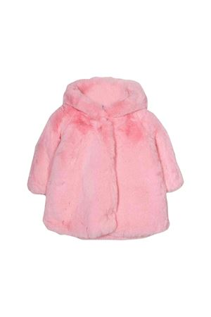 Pelliccia rosa neonata Monnalisa kids Monnalisa kids   41   39410940450067