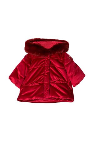 Moncler kids red ruby jacket Monnalisa kids | 783955909 | 39411047490043