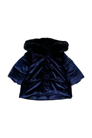 Moncler kids dark blue baby girl jacket  Monnalisa kids | 783955909 | 3941104749056S