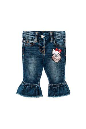 Monnalisa Kids newborn denim jeans  Monnalisa kids | 9 | 39440840145543