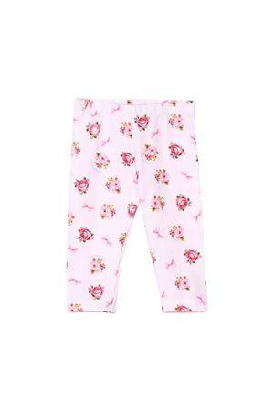 Newborn pink leggings Monnalisa kids  Monnalisa kids | 8 | 394605SF40020001