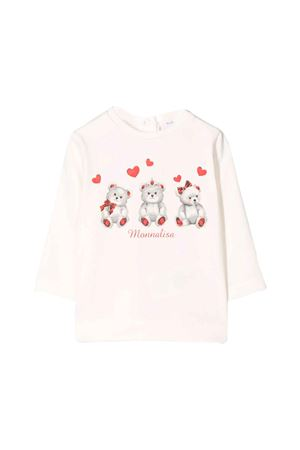 Monnalisa Kids newborn cream sweater  Monnalisa kids | 8 | 394612SZ40020001