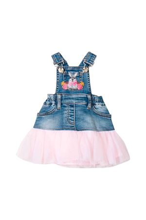 Overalls dress in denim Monnalisa kids Monnalisa kids | 15 | 394700A340140062