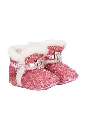 Newborn pink boots Monnalisa kids  Monnalisa kids | 76 | 8340104722G090