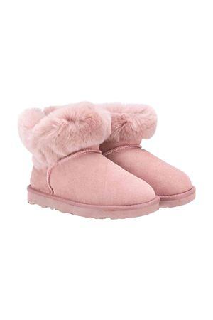 Monnalisa kids pink booties  Monnalisa kids | 76 | 8C401047130066