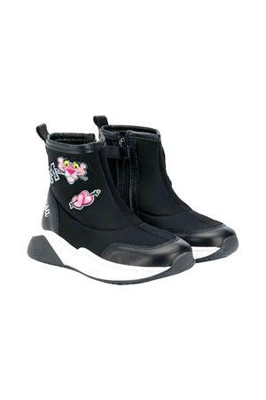 Black Monnalisa kids ankle boots  Monnalisa kids | 90000020 | 8C402247210050