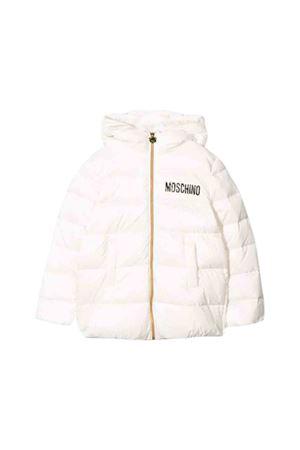 White Moschino kids down jacket  MOSCHINO KIDS | 13 | HDS02QL3A2210101